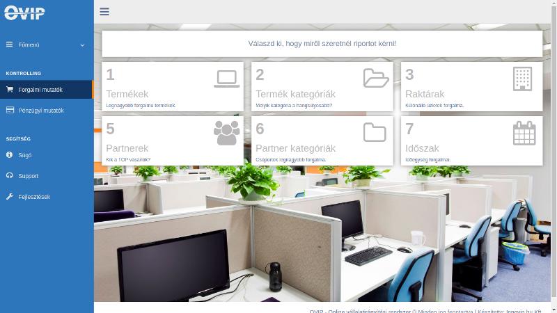 Ismerje meg az OVIP új családtagját, a kontrolling modult!