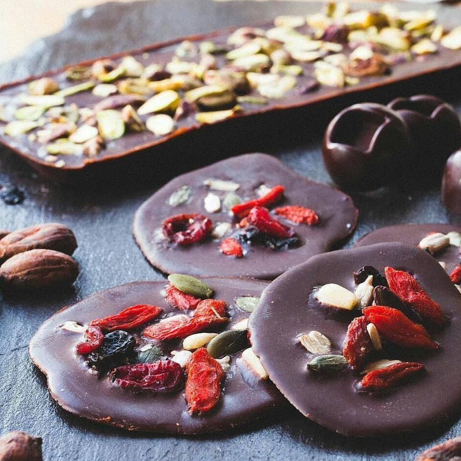 Nyers csokoldé készítő csomag
