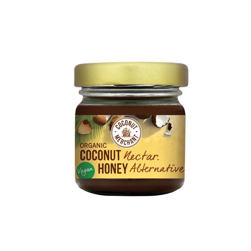 Organikus kókusznektár - Méz alternatíva 50g