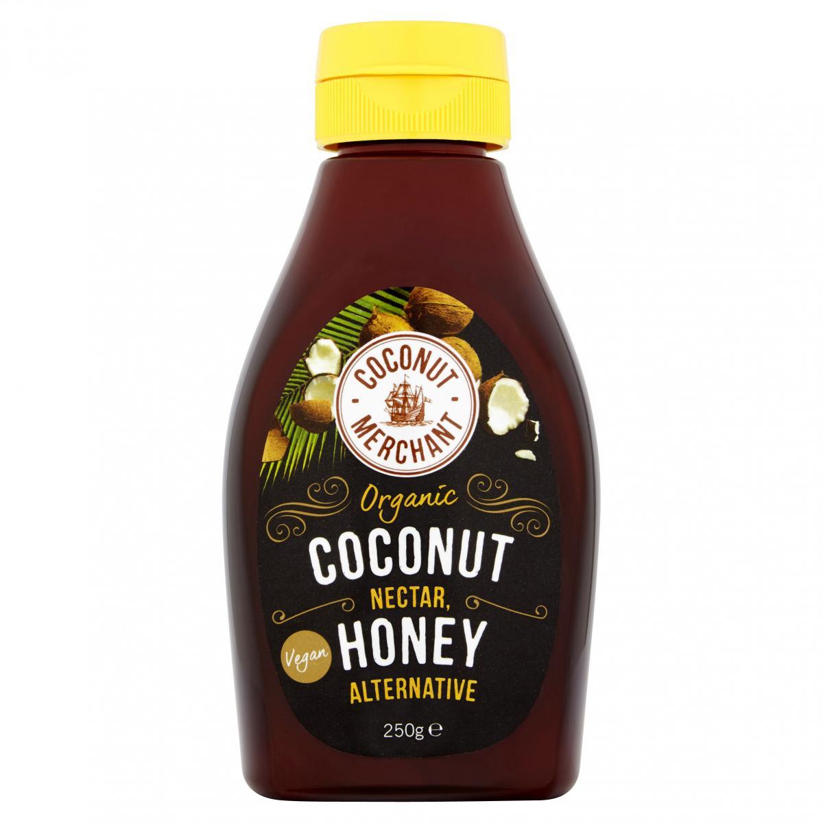 Organikus kókusznektár - Méz alternatíva 250g