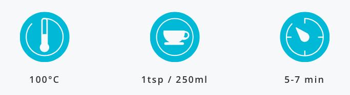 Skinny Night tea 24g, filteres