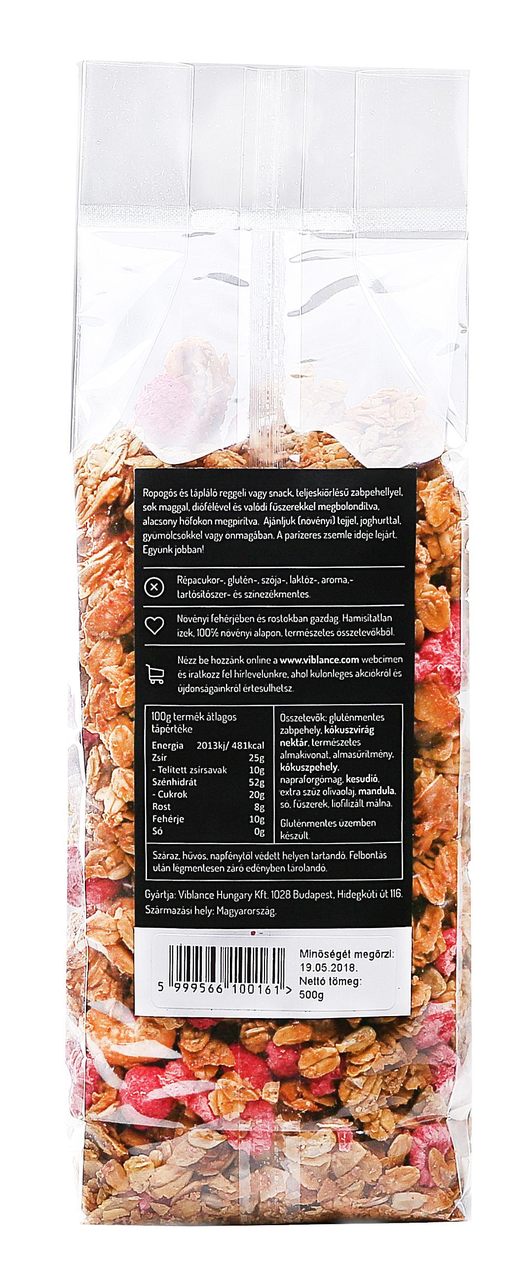 Granola - Cocoberry 500g