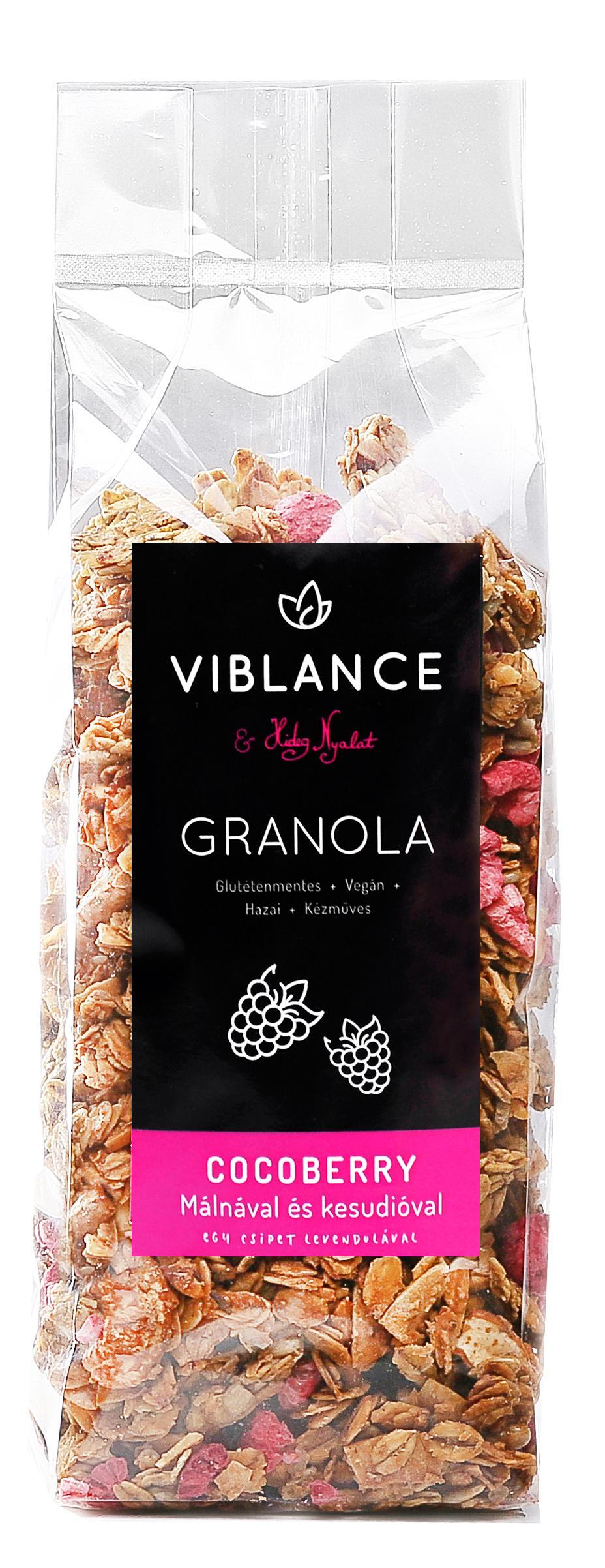 Granola - Cocoberry 250g