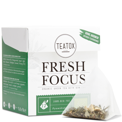 Fresh Focus 24g, filteres