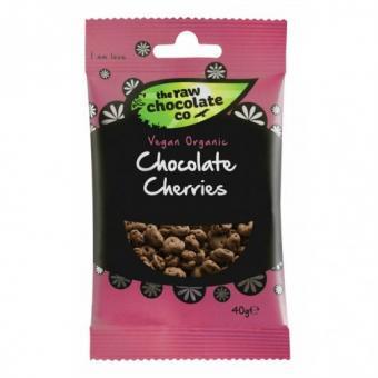 Nyers csokoládés csemege - Cseresznye 40g