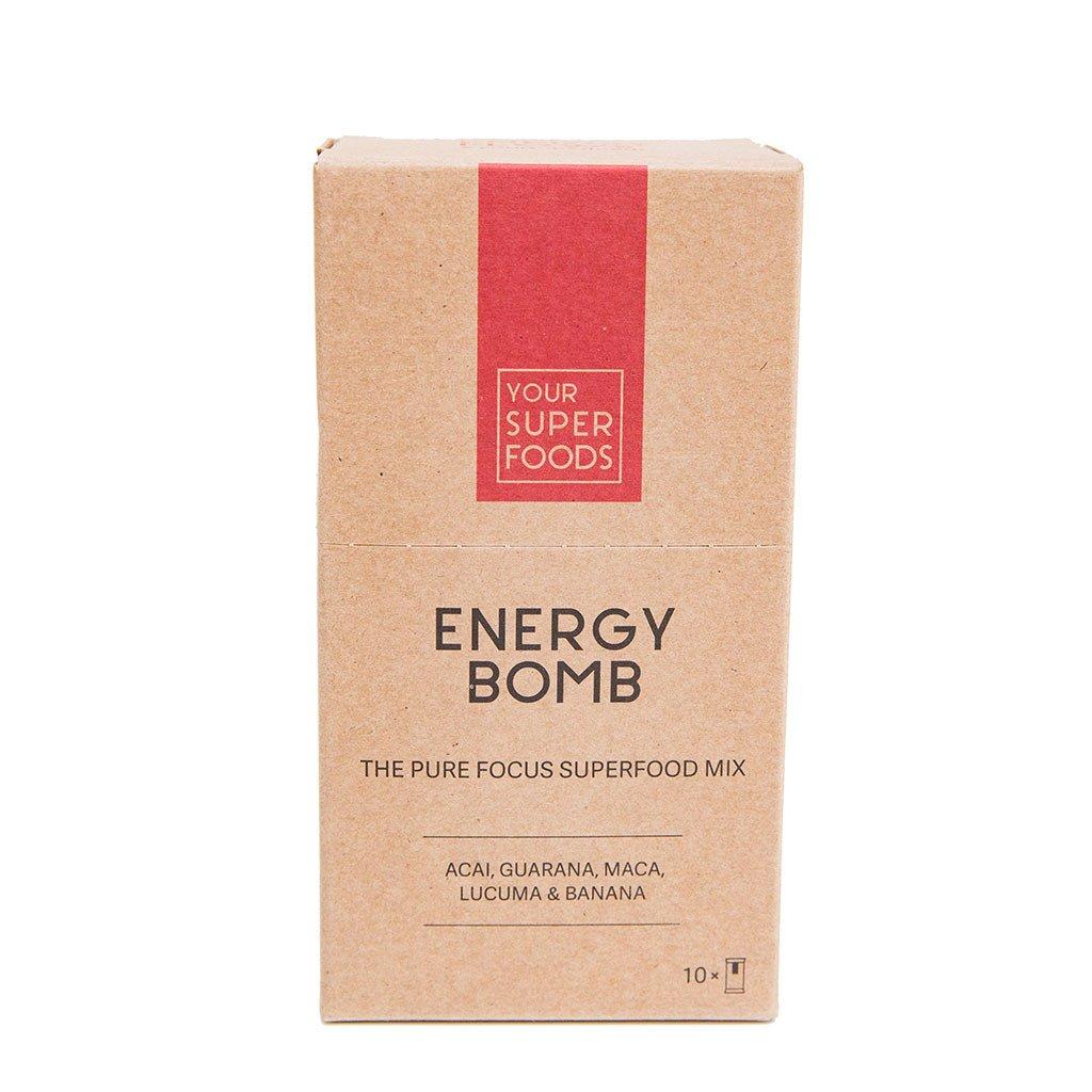 Organic Energy Bomb Mix 5g