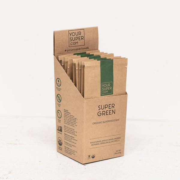 Organic Super Green Mix 5g