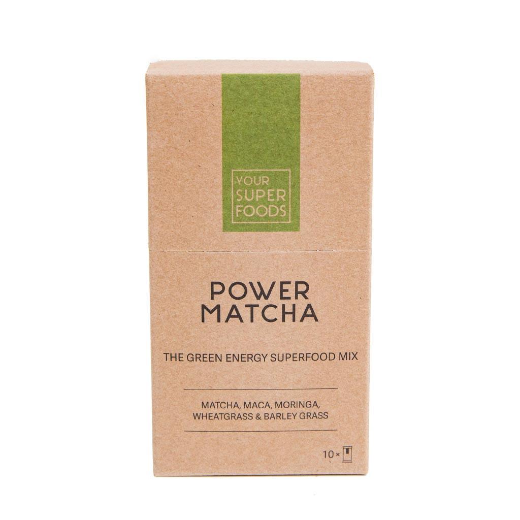 Organic Power Matcha Mix 5g