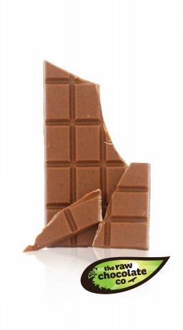Nyers csokoládé  szelet - Sós mogyorós Vanoffee 44g