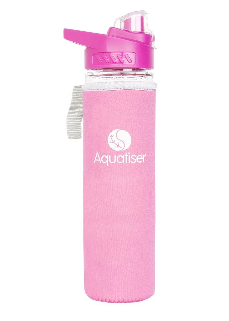 Aquatiser Sport Hőtartó neoprene táska - rózsaszín, kék