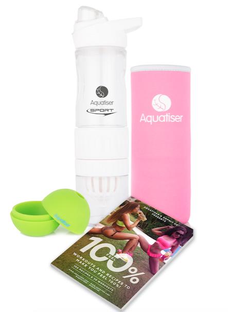 Aquatiser Sport csomag útmutatóval