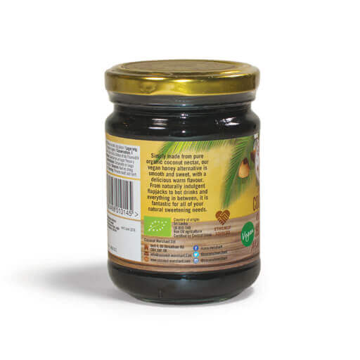 Organikus kókusznektár - Méz alternatíva 300g