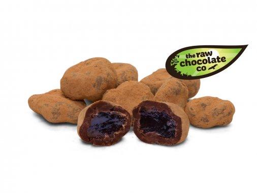 Nyers csokoládés csemege - Mazsola 28g