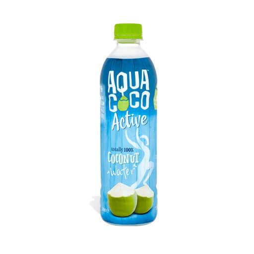 Aqua Coco Active kókuszvíz 500ml