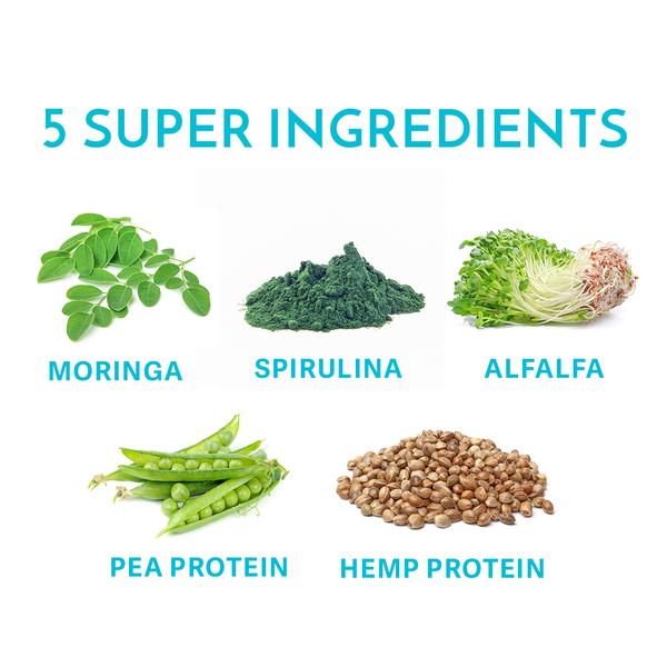 Detox Your Superfoods csomag