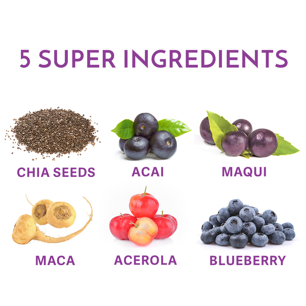 Detox Your Superfoods csomag