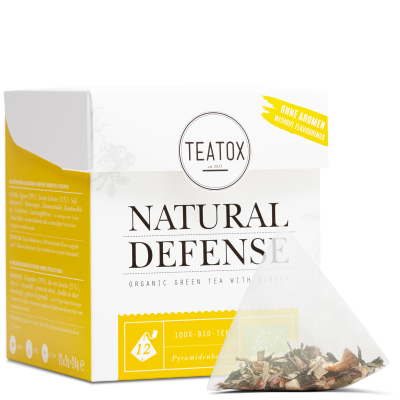 Natural Defense 24g, filteres