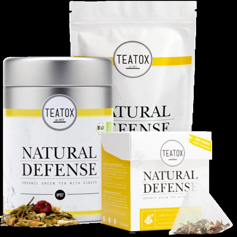 Natural Defense 24g, filteres