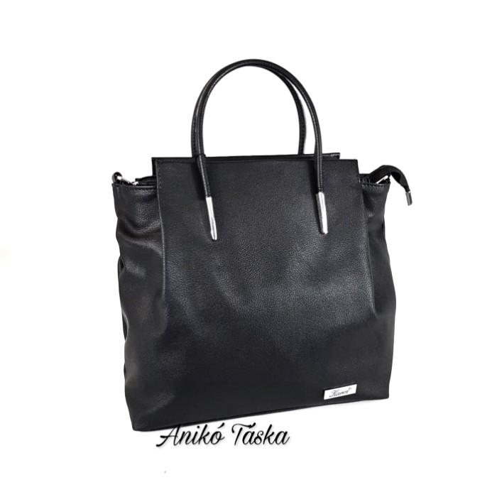Karen fekete női táska kézi és válltáska 9286