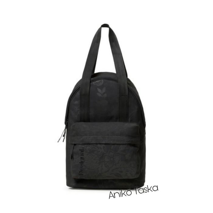 Desigual hátizsák és táska fekete