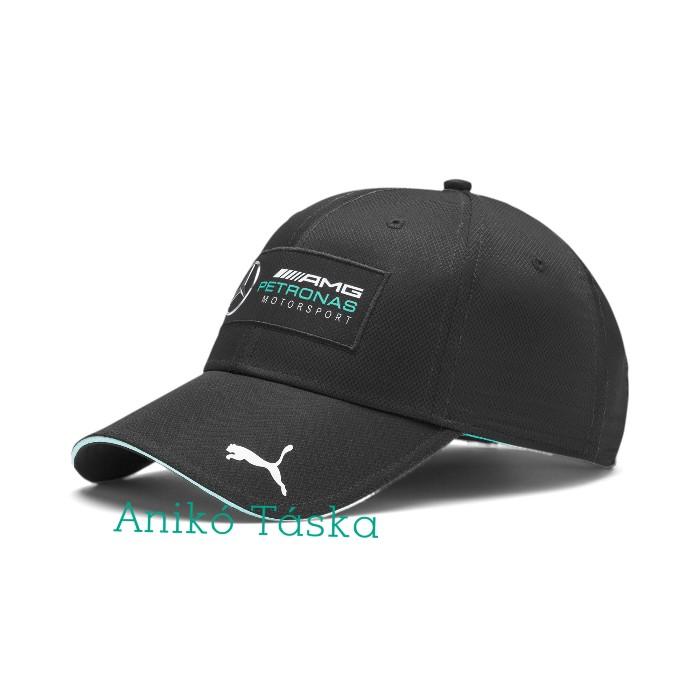 Mercedes baseball sapka fekete Puma