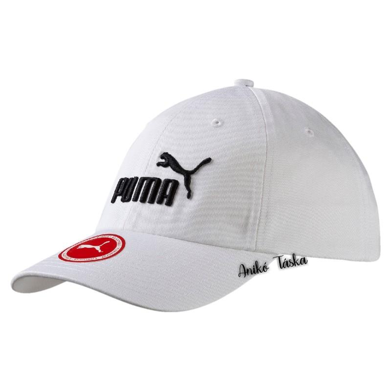 Puma baseball sapka feliratos fehér