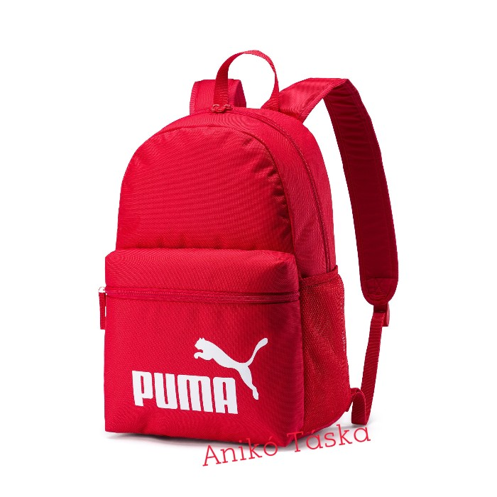 Puma hátizsák időtálló forma veszedelmes piros