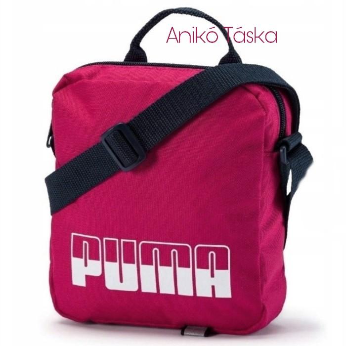 Puma kis oldaltáska pink
