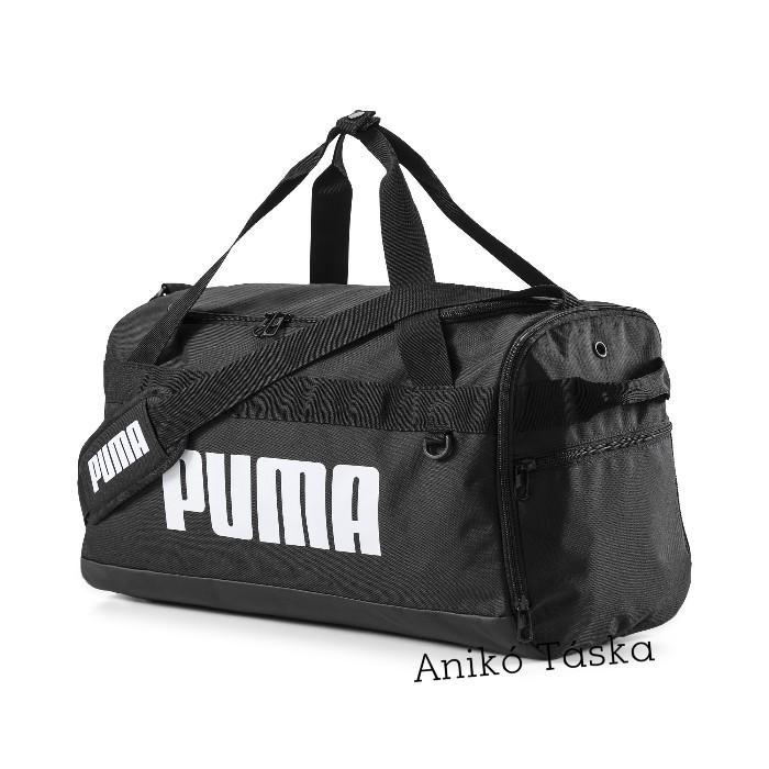 Puma XS egyszerű sporttáska hevederes fekete