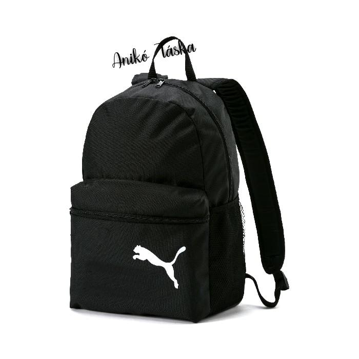 Puma egyszerű hátizsák fekete szett