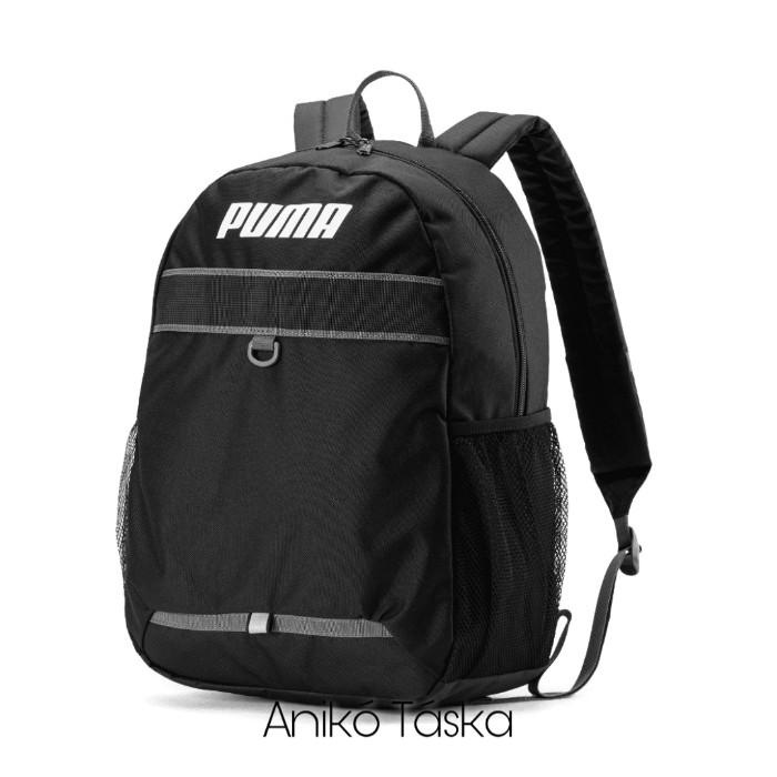 Puma egyszerű hátizsák karabíneres fekete