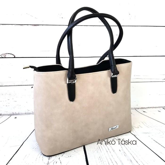 Karen női kézi táska bézs 1405