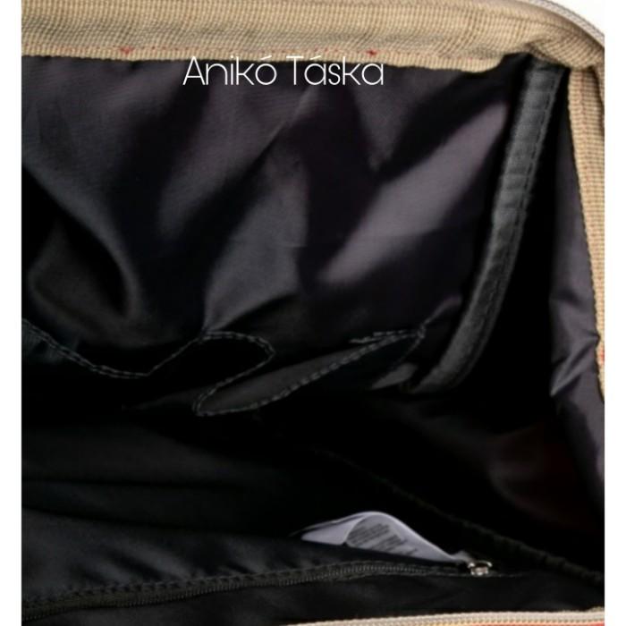 HeavyTools divat hátizsák Estok fekete