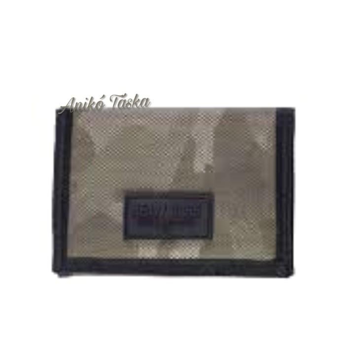 HeavyTools tépőzáras sportos pénztárca khaki