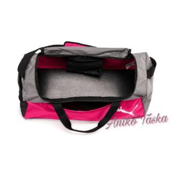 Puma kis méretű sporttáska rózsaszín szürke