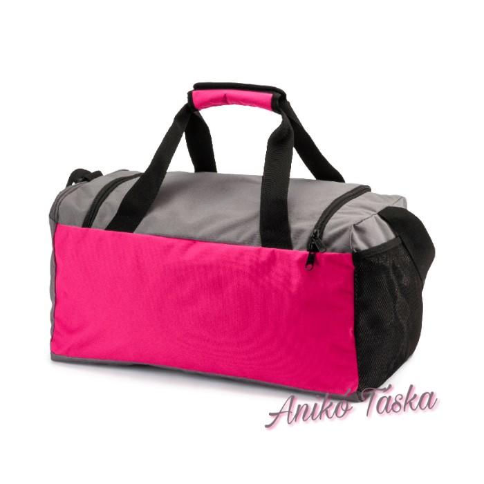 6286ad6c9ced Puma közepes méretű sporttáska rózsaszín szürke