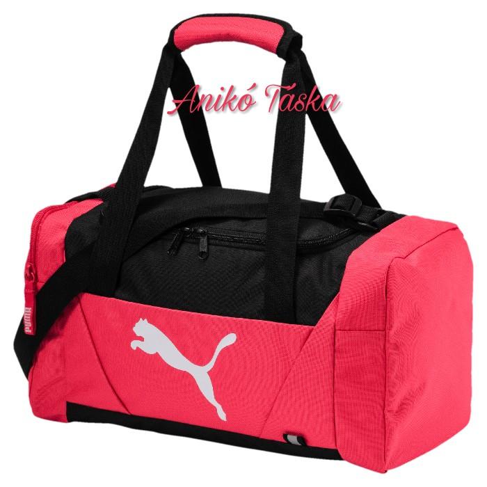 Puma S edzős táska pink