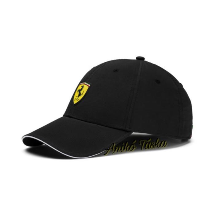 Ferrari fan baseball sapka fekete Puma