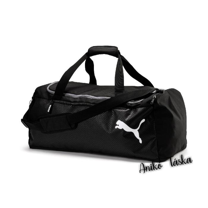 Puma közepes méretű sporttáska fekete