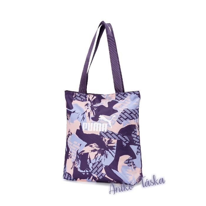 Puma többfunkciós táska indigólila shopper