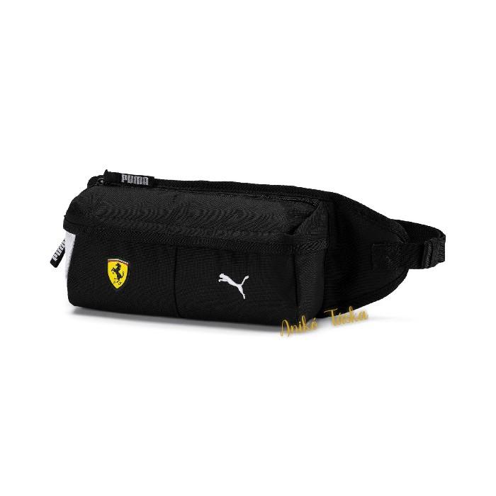 Ferrari övtáska fekete Puma