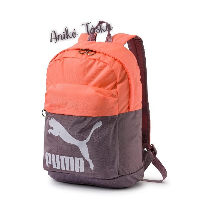 Puma hátizsák eredeti stílus áfonyalila