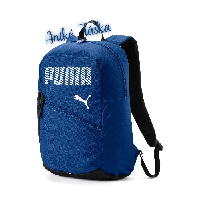 Puma egyszerű hátizsák kék