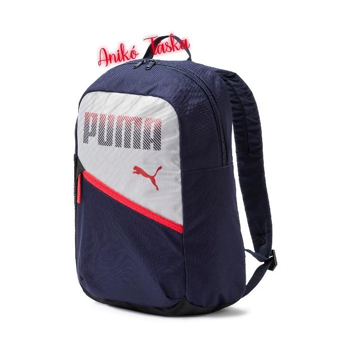 Puma egyszerű hátizsák sötétkék