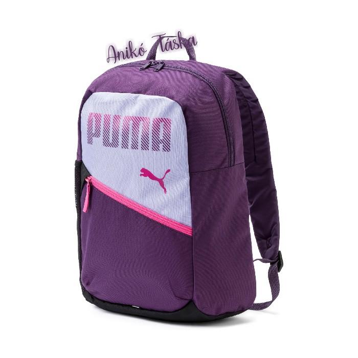 Puma egyszerű hátizsák levendulalila