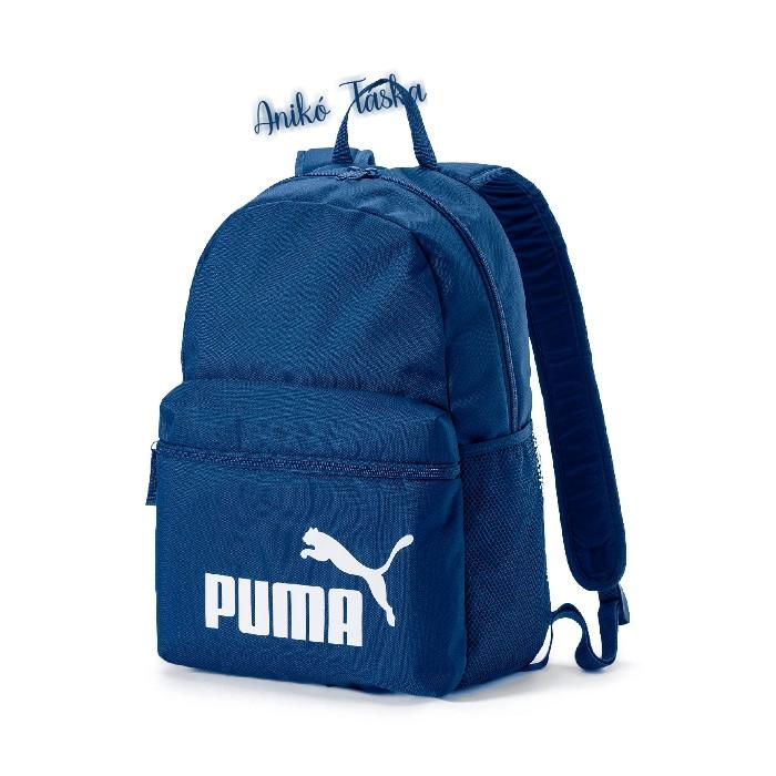 Puma hátizsák időtálló forma kék