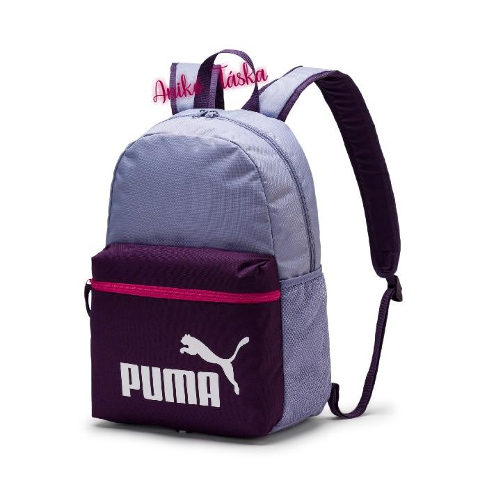 Puma hátizsák időtálló forma levendulalila