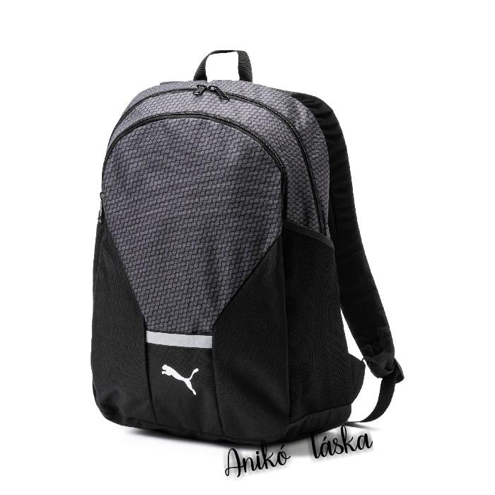 Puma kulacstartós hátizsák fekete