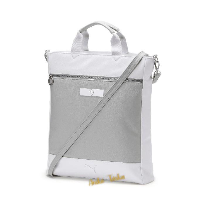 Ferrari női nagy táska fehér Puma19
