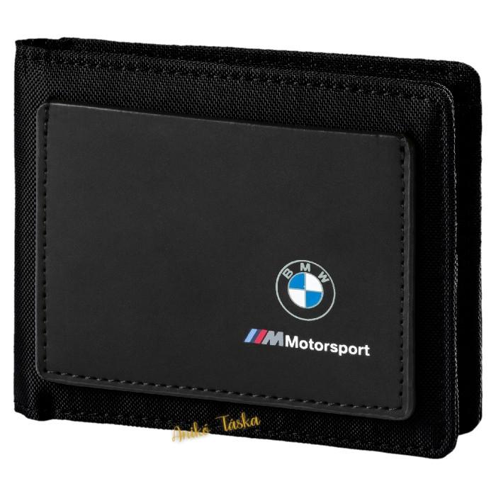 BMW férfi pénztárca fekete Puma